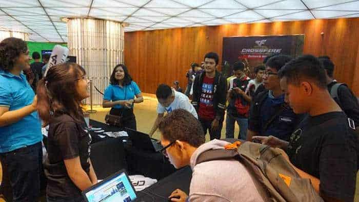 crossfire stars 2018 indonesia national final registrasi users