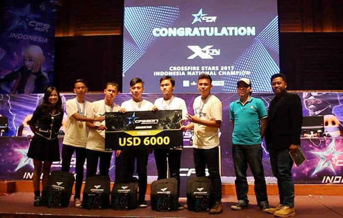 crossfire stars 2017 indonesia national final 2nd winner mean