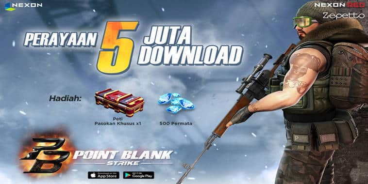 point blakn strike 5 juta download