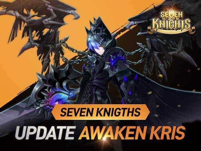 seven knights awaken kris update