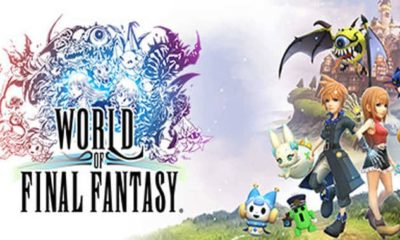 INI Spesifikasi PC untuk WORLD OF FINAL FANTASY