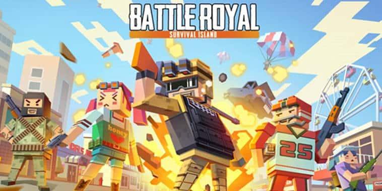 Hasil gambar untuk battle royale survival island
