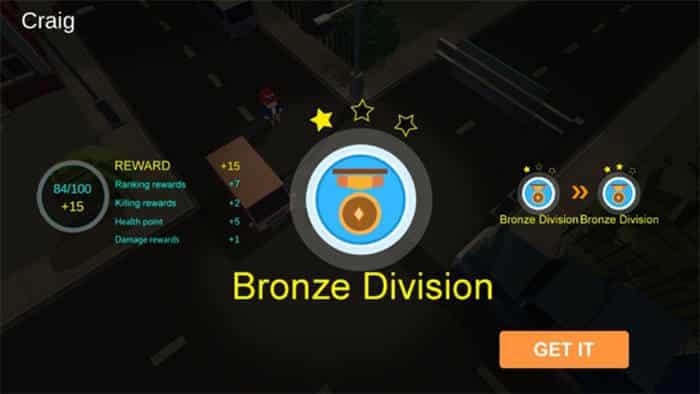 battle royal survival island division