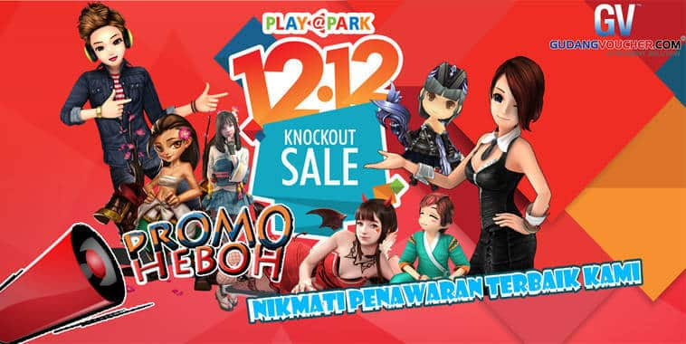 playpark harbolnas 12 12 knockout sale