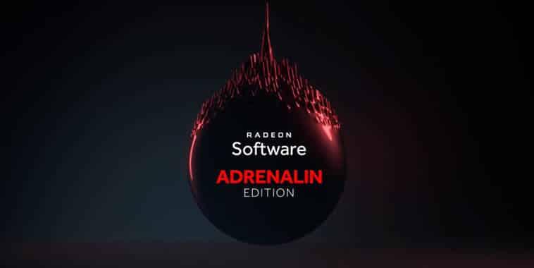 radeon software adrenalin edition