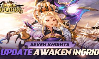 seven knights update hero ingrid