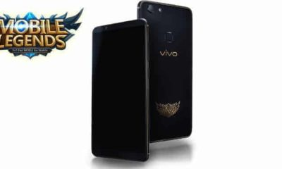 vivo v7 mobile legends limited edition