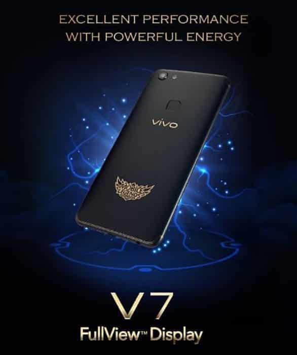vivo v7 mobile legends bang bang limited edition fullview display