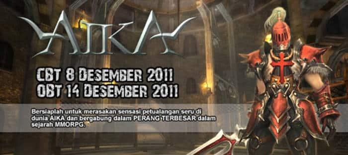 aika online indonesia resmi dirilis 14 desember 2011