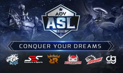 aov star league 2018