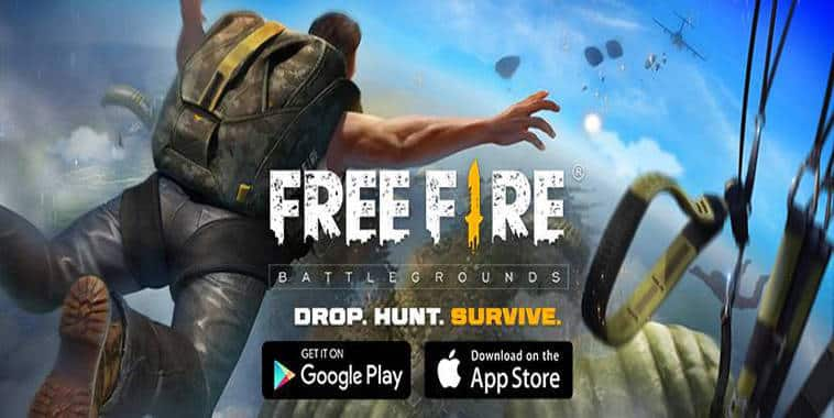 Play Garena Free Fire Battlegrounds - Gonzagasports