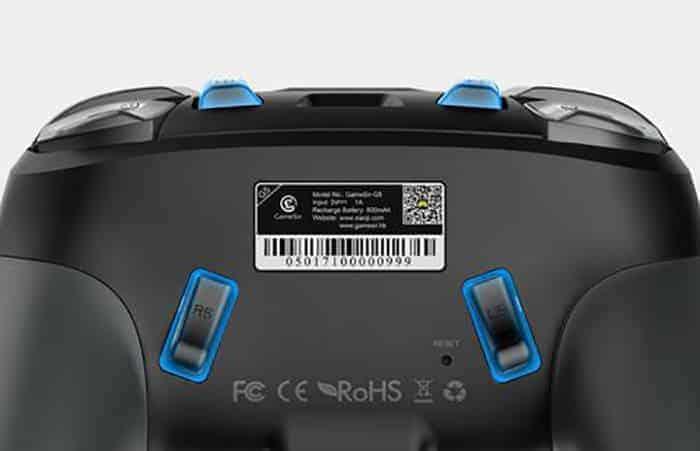 gamesir ces 2018 tombol bisa di konfigurasi
