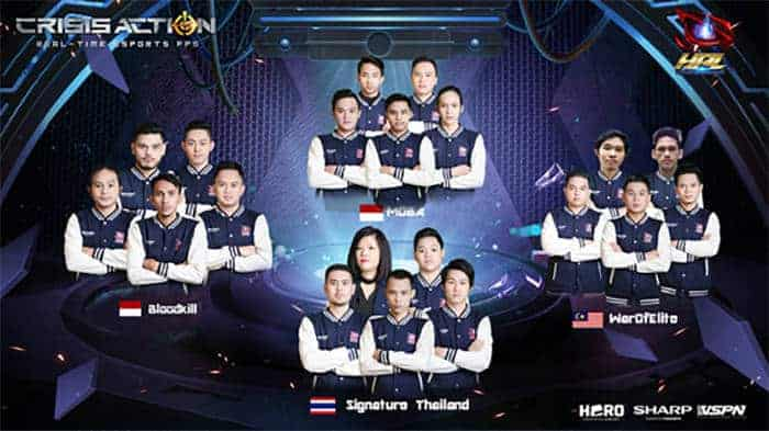 hpl global championship 2018 crisis action team list