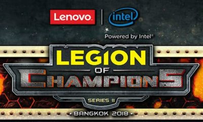 legion of champions series ii