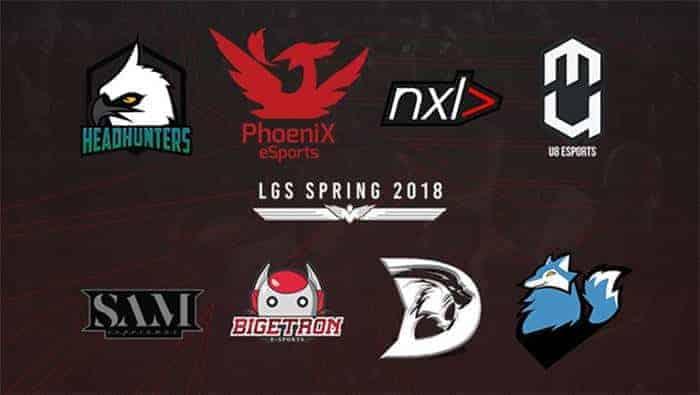 lgs spring 2018 meet the teams
