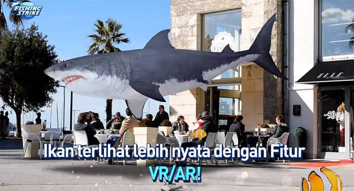 fishing strike vr ar