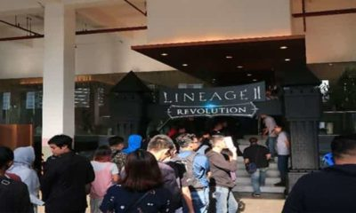 lineage 2 revolution indonesia event showcase