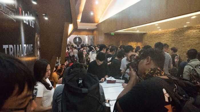 lineage 2 revolution indonesia event showcase trial zone