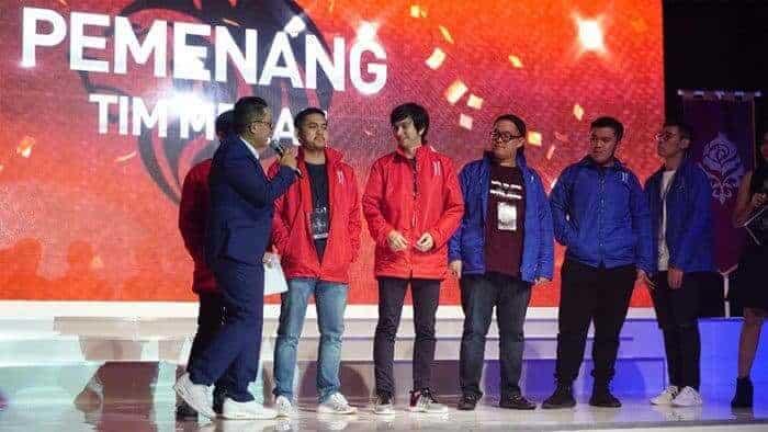 lineage 2 revolution indonesia event showcase winner red team