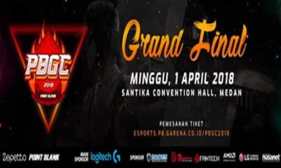Grand Final Turnamen Point Blank Garena Championship 2018 Siap Digelar
