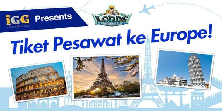 lords mobile hadiah suka suka
