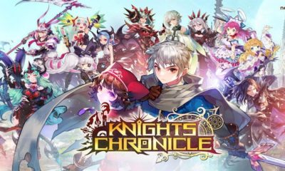 Pra Registrasi Knights Chronicle Sukses Tembus 1 Juta Gamers