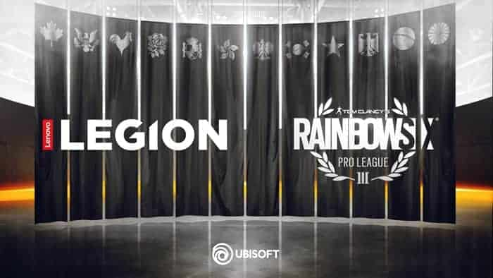 lenovo legion partnership tom clanys rainbow six