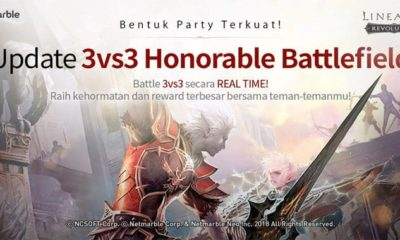 lineage 2 revolution indonesia update lebaran