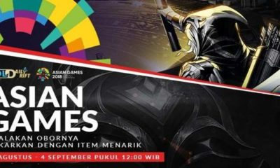 league of legends indonesia asian games 2018