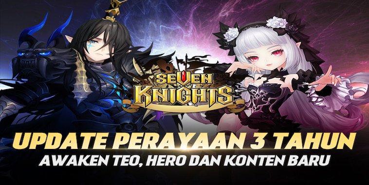 3rd Anniversary Seven Knights