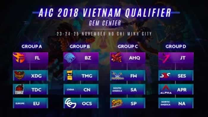aov international championship 2018 vietnam qualifer