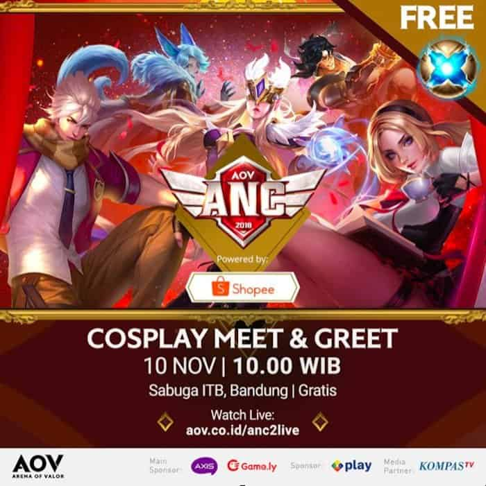 grand final anc 2018 season 2 cosplay meet greet