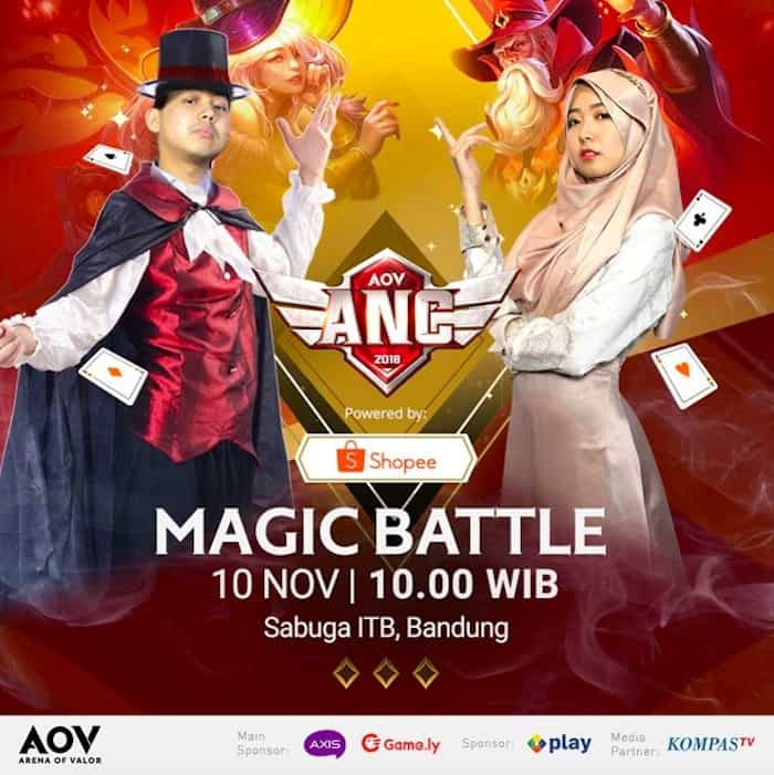 grand final anc 2018 season 2 magic battle