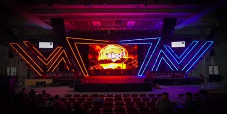 grand final anc 2018 stage