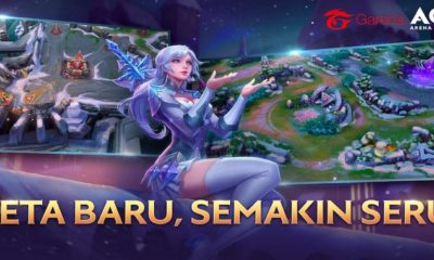 arena of valor indonesia update desember 2018 snow festival