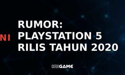 rumor playstation 5 rilis tahun 2020