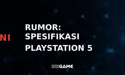 rumor spesifikasi playstation 5