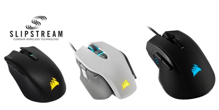 corsair ces 2019 mouse gaming