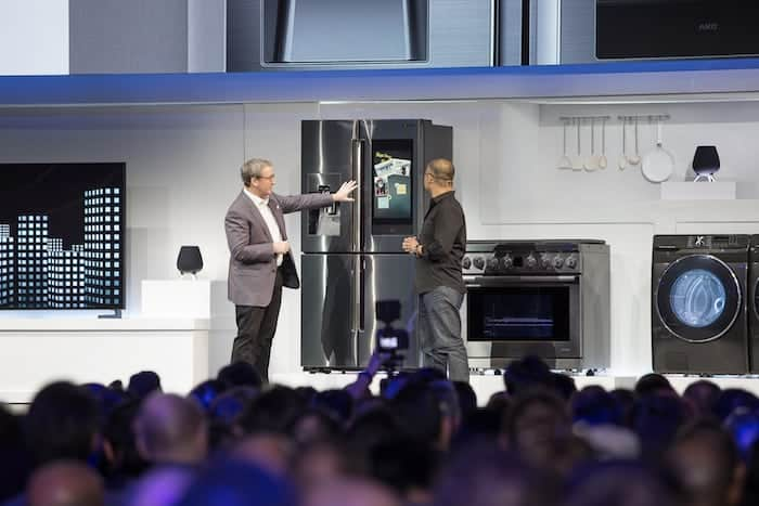 samsung ces 2019 connected living