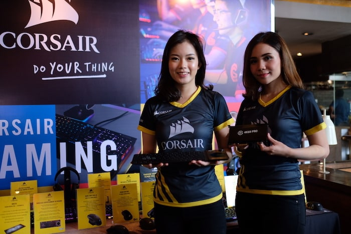 corsair press tour 2019