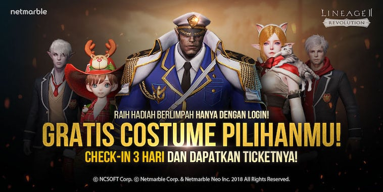 lineage 2 revolution indonesia update kedua yokai valley