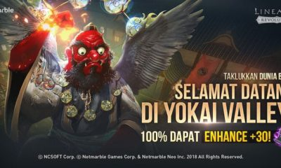 lineage 2 revolution indonesia update yokai valley