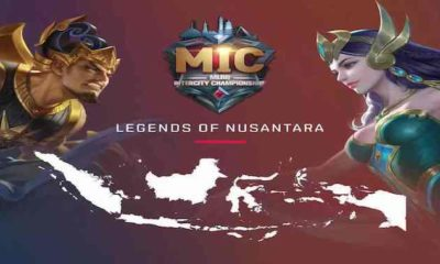 mobile legends intercity championships 2019 legends of nusantara