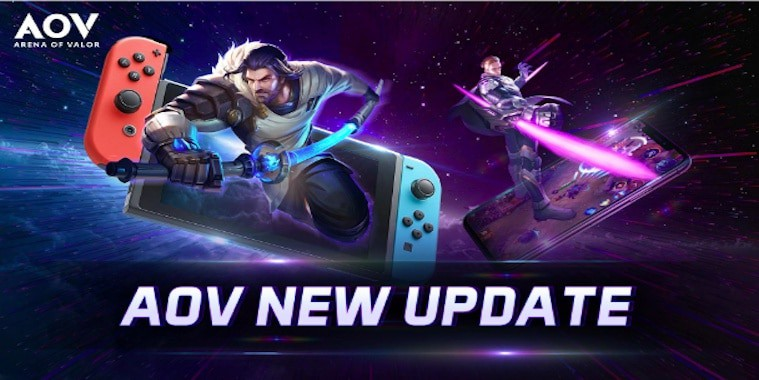 arena of valor update april 2019
