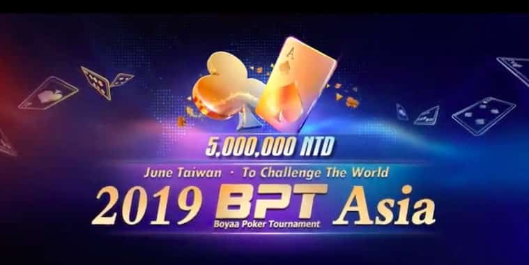 boyaa poker tournament asia 2019