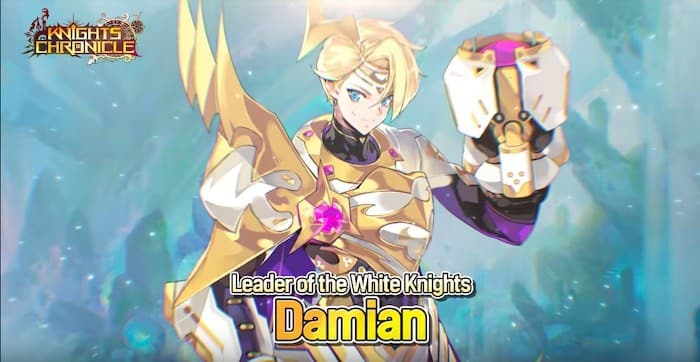 knights chronicle season 2 awakening damian