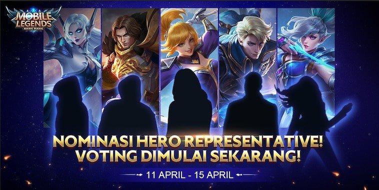 mobile legends hero representative