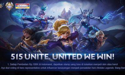 mobile legends indomaret 515 united we win