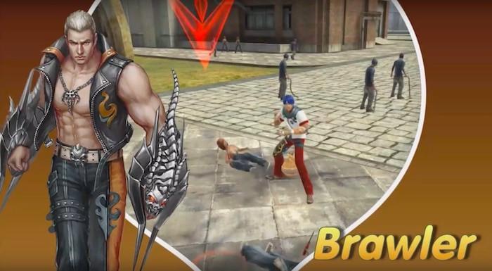 new ran online brawler