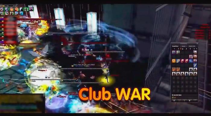 new ran oline club war